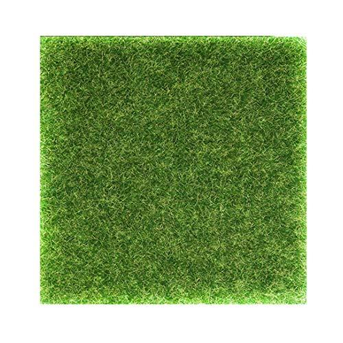 Künstliche Moos Deko Moos Künstliche Rasen Gras Miniatur Garten Verzierung Kunstrasen Kunstrasen Rasen Moosmatten Deko Moos DIY Mikro Landschaft Miniatur Dekoration Haus Deko Künstliche Rasen