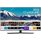 Samsung UE50TU8502 [2020 Model], Smart TV 50' LED Crystal Ultra HD 4K, Wi-Fi, Bt, 2x HDMI, 1x USB, Ethernet, Alexa integrada, Dolby Audio 2x10 W (127 cm) (soporte central)
