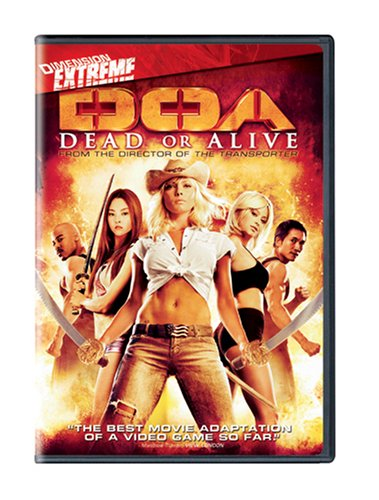 D.O.A.: Dead or Alive (DVD)