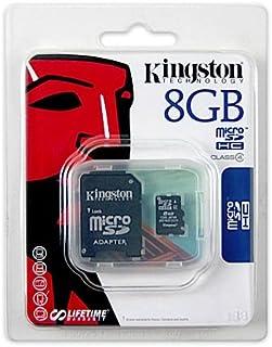 8GB microSD memory card for Samsung Memoir T929 Phone