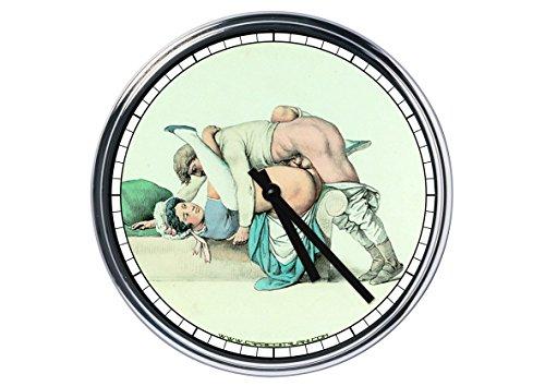 Reloj de pared Peter Johann Nepomuk Geiger 2