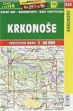 Krkonoše / Riesengebirge (Wander - Radkarte 1:40.000): Turisticke Mapy Cesko (SHOCart Wander - Radkarte 1:40.000 Tschechien, Band 424)