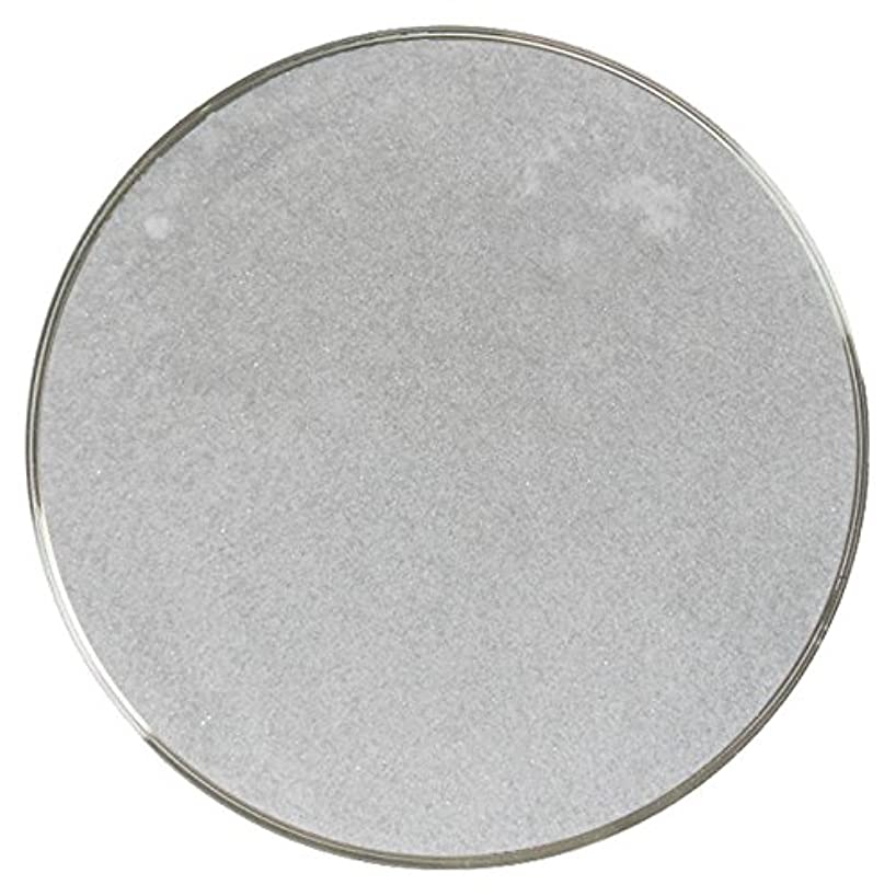Charcoal Opalescent Powder Frit - 96COE - 4oz - Made from System 96 Glass