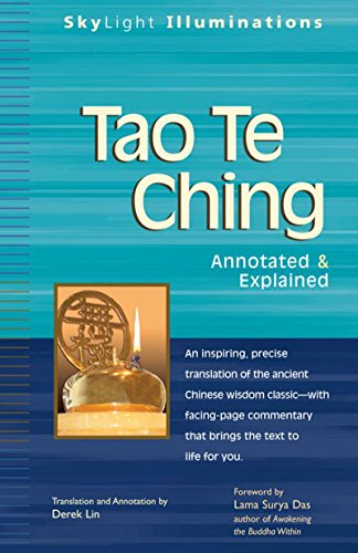 Tao Te Ching: Annotated & Explained (SkyLight Illuminations) (English Edition)