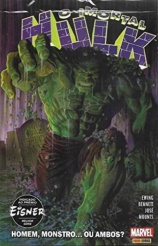 O Imortal Hulk 1