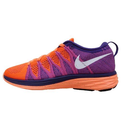 Nike - Zapatillas de deporte para hombre Flyknit Lunar2, color gris, talla 36 EU