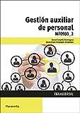 Gestión auxiliar de personal (Cp - Certificado Profesionalidad)
