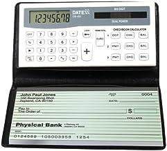 $23 » Sponsored Ad - Datexx DB-403 Checkbook Calculator with 3-Memory Settings