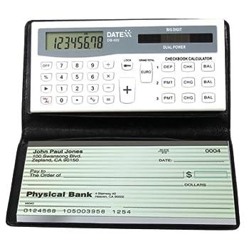 Best checkbook calculator Reviews