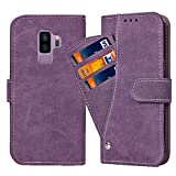 Asuwish Samsung S9 Plus/S9+ Wallet Case,Leather Phone Cases
