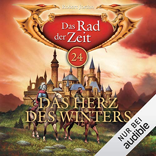 Das Herz des Winters audiobook cover art