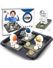 Juegos de Lógica para Niños Juguetes Educativos de Astronauta Juego de Tablero Juegos de Rompecabezas para Niños y Niñas 3 4 5 6 7 años