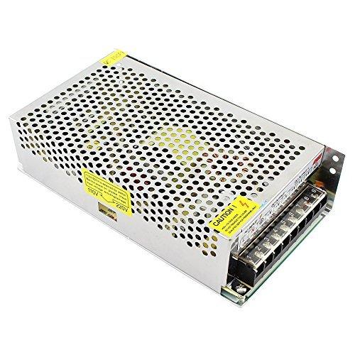 IWISHLIGHT 12V 20A 240W 100V - 240V To DC Power Supply Adapter for 5050/3528 Led RGB RGBW RGBWW Dream Color Light Strip