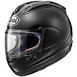 アライ(ARAI) バイクヘルメット フルフェイス RX-7X グラスブラック XL (頭囲 61cm~62cm)