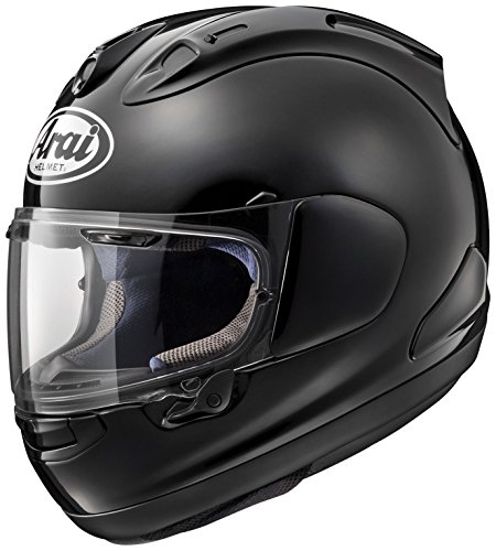 アライ(ARAI) バイクヘルメット フルフェイス RX-7X グラスブラック M (頭囲 57cm~58cm)
