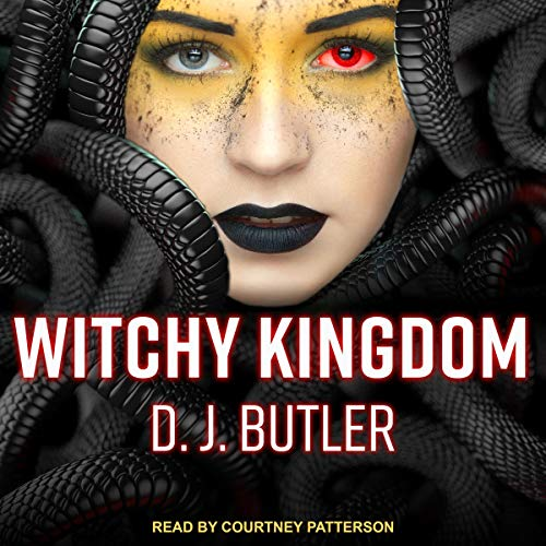 Witchy Kingdom cover art