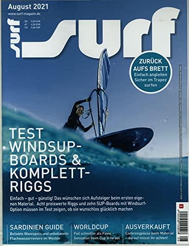 "Surf 8/2021 \""Ausverkauft\"""