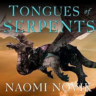 Page de couverture de Tongues of Serpents