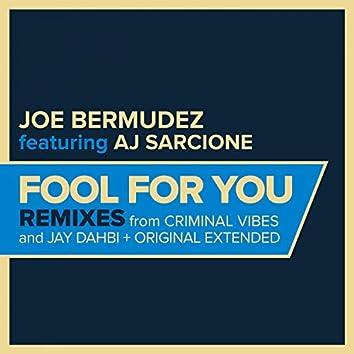 Fool For You: Remixes, Pt. 1 (feat. AJ Sarcione)