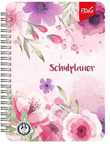 FLVG A5 Gymnasial-, Schul- und Studienplaner 2020/2021 Schulplaner – Schülerkalender Blume Sonderedition von Onkel Schwerdt