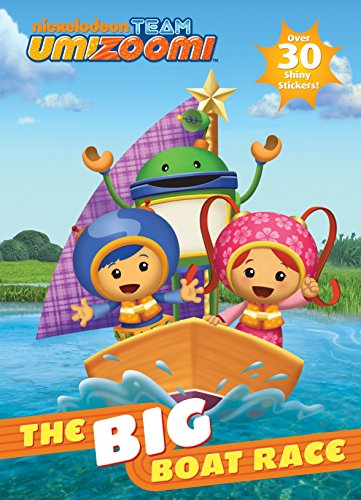 COLOR BK-TEAM UMIZOOMI THE BIG