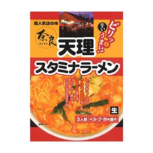 アイランド食品 奈良 ラーメン 天理 スタミナラーメン 3食入り
