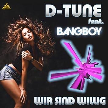 Wir Sind Willig (Club Mixes)