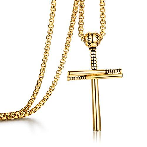 YOUFENG Jewellery Damen Herren Unisex Kinder - Edelstahl Keine Angabe