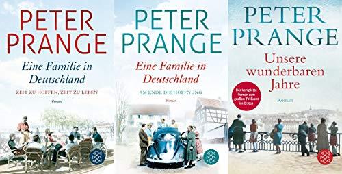 Eine Familie in Deutschland 1+2 + Unsere wunderbaren Jahre + 1 exklusives Postkartenset