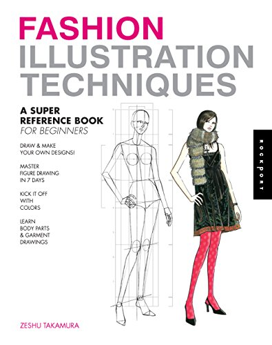 Fashion Illustration Techniques A Super Reference Book For Beginners Buy Online In Barbados Rockport Publishers Products In Barbados See Prices Reviews And Free Delivery Over Bds 150 Desertcart