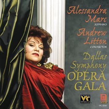Marc, Alessandra: Arias (Opera Gala) -Bellini, V. / Donizetti, G. / Hofmannsthal, H. / Barber, S. / Puccini, G.