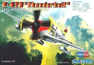 Hobby Boss P-47D Thunderbolt Airplane Model Building Kit
