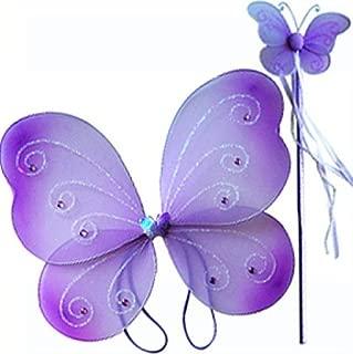 Butterfly Wing 2pc Set