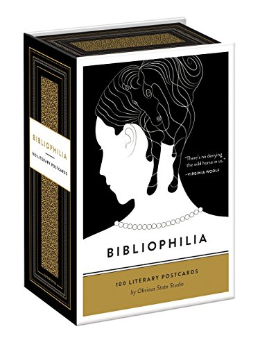 Bibliophilia: 100 Literary Postcards (POTTER STYLE)
