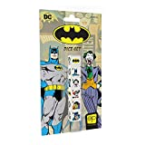 USAOPOLY Batman Dice Set   Collectible d6 Dice Featuring DC Comic Characters - Batman, Joker, Two-Face, Harley Quinn, The Penguin, and The Bat Signal   Officially Licensed 6-Sided Dice