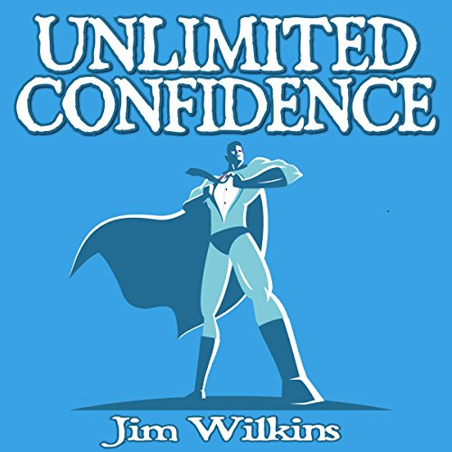 Unlimited Confidence audiobook cover art