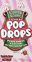 Candy Cane Tootsie Pop Drops Theater Box 3.5oz. [並行輸入品]