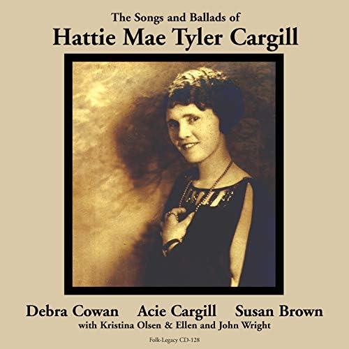 Debra Cowan, Acie Cargill & Susan Brown
