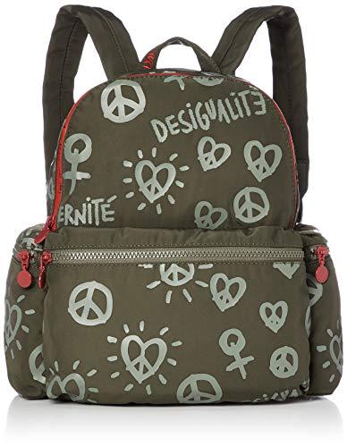 Desigual Full Oss Backpack Mini Kaki