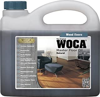 2.5L WOCA Master Oil, Natural, 522073AA by Woca