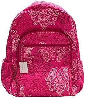 Vera Bradley Campus Backpack, Stamped Paisley