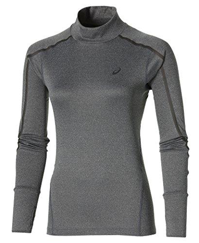 asics Lite-Show Damen Laufshirt mit Stehkragen – Größen XS-XL – 22,94 EUR