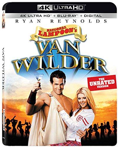 National Lampoon's Van Wilder [Blu-ray]