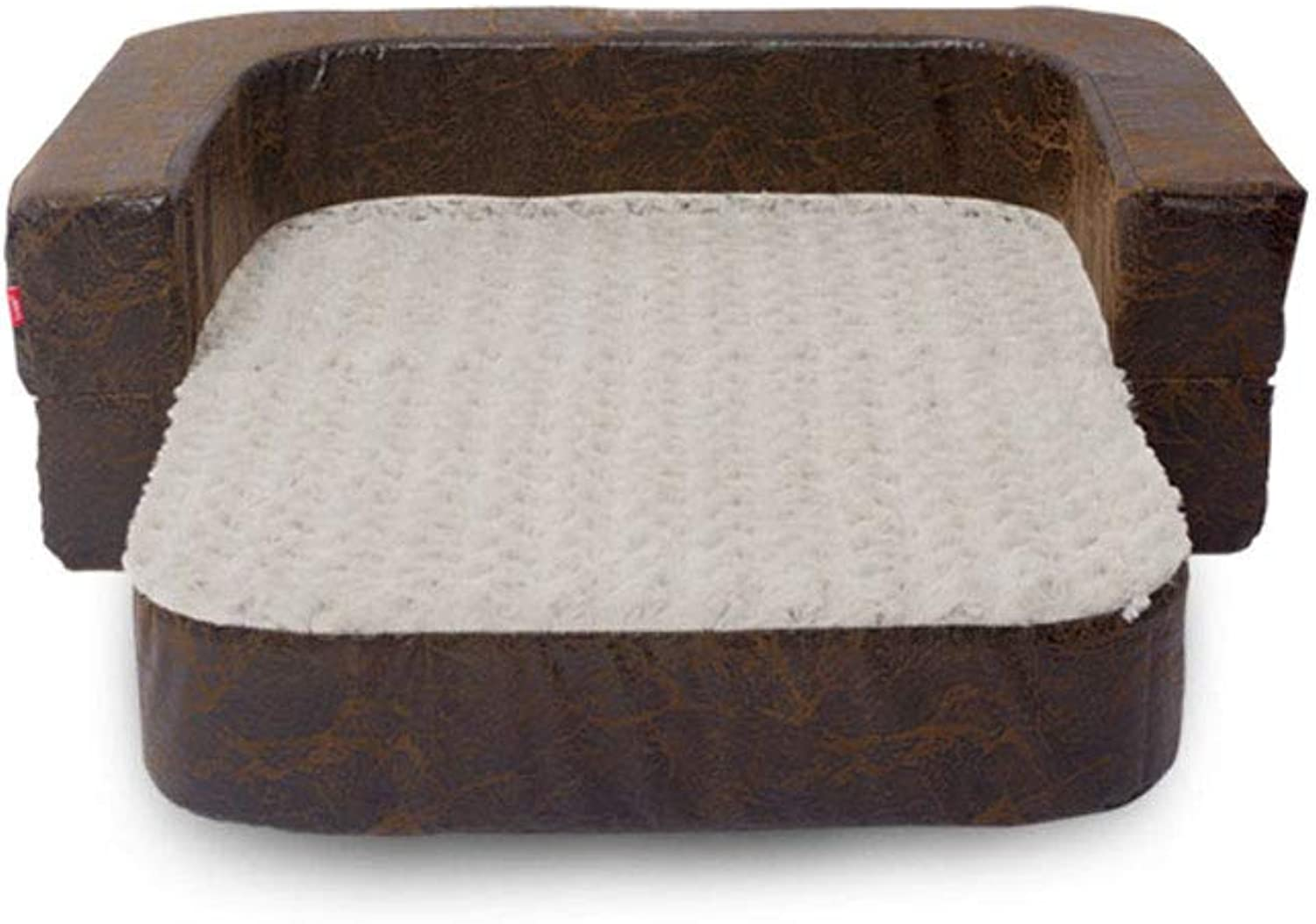 HQSB Pet Bed Sponge Folding Mattress Dualuse Dog Sofa Removable And Washable for Cats and Small Medium Large Dogs
