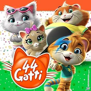 44 Gatti Serie TV - Volume 1