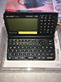 Sharp Corporation Sharp Wizard Oz-640pc Wizard 512kb Handheld Portable Organizer