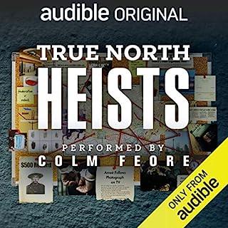 True North Heists cover art