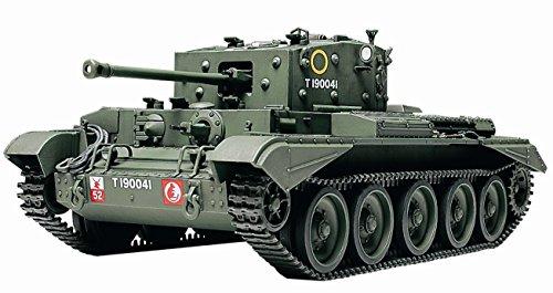 タミヤ 1/48 ミリタリーミニチュアシリーズ No.28 イギリス陸軍 巡航戦車 クロムウェルMk.IV プラモデル 32528
