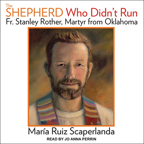 The Shepherd Who Didn't Run audiobook cover art