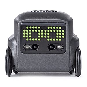 Boxer Interactive A.I. Robot Toy (Black) with Personality and Emotions, for Ages 6 and Up - 51a7zUQkPnL - Boxer Interactive A.I. Robot Toy (Black) with Personality and Emotions, for Ages 6 and Up